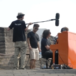 Video Shoot on Great Wall of China