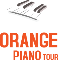 Orange Piano Tour